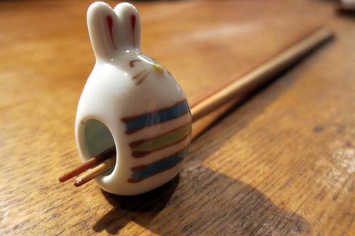箸のイメージ
