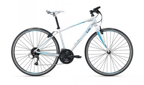 走破性重視タイプのクロスバイクのイメージ