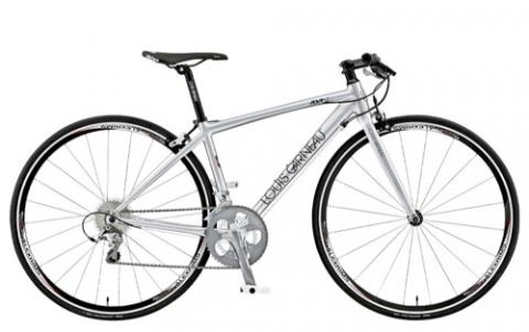 高速性重視タイプのクロスバイクのイメージ
