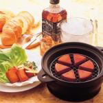 自宅のキッチンで燻製つくるなら「サーモス イージースモーカー(燻製器)」がおすすめです。